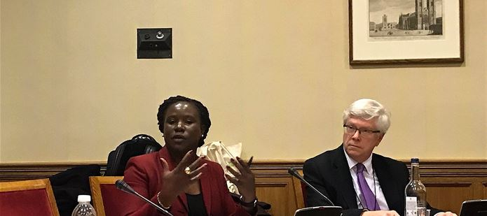 CABI briefs parliamentary group on invasive species and their impact on the SDGs